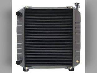 Radiator New Holland TC40A TC35DA TC35D TC35A TC40 TC35 TC40DA TC40D 86401465 Case IH D40 DX40 D35 86401465