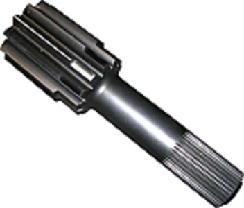 Brake Pinion Shaft - Left Hand