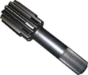 Brake Pinion Shaft - Left Hand