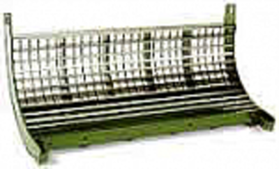 Concave - 13 Cross Bars