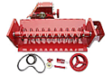 Straw Chopper Kit for IHC Combines