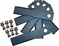 Straw Chopper Blade Kit - Double Bevel