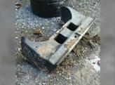 Used Weight Bracket Case IH MX215 MX245 MX275 Magnum 275 Magnum 245 Magnum 215 MX305 Magnum 305 Magnum 255 Magnum 335 87448323