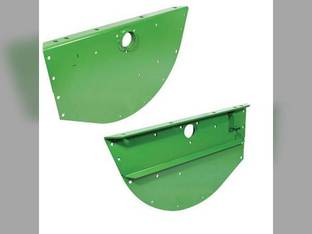 Straw Chopper Sheet John Deere 9600 9501 9400 9500 AH131865