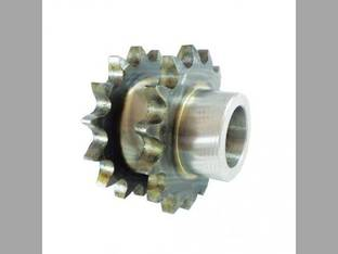 Straw Walker And Shoe Drive Sprocket John Deere 7720 8820 7721 AH92689