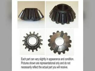 Used Differential Bevel Pinion Gear International Hydro 100 Hydro 186 706 756 766 786 806 826 856 886 966 986 1066 1086 1256 1456 1466 1468 1486 1566 1586 3688 1460 1480 Case IH 1660 1680 2366 2388