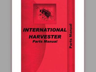 Parts Manual - IH-P-460 International 460 460