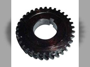 Crankshaft Gear For Tractors International 384 354 B275 434 2300A 364 B414 444 703865R1