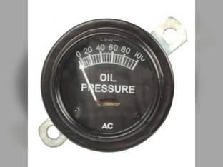 Oil Pressure Gauge Ford Super Major Major E1ADDN9273
