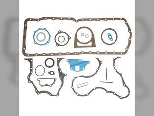 Conversion Gasket Set Ford 8530 TW10 A64 TW25 7910 TW20 8000 401 9700 TW35 8210 BSD666 9000 BSD666T TW5 8700 8630 8600 7810 8730 8830 9600 A66 TW30 401T TW15 83933429