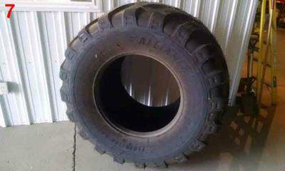 Manure Spreader Tire JBS, Meyer, Penta