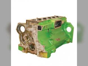 Remanufactured Engine Block - Bare 6466/T John Deere 4050 4240 7700 5720 5730 6602 6466D 6622 4250 7720 8820 4440 6600 6466T