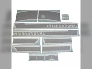 Decal Set International 966