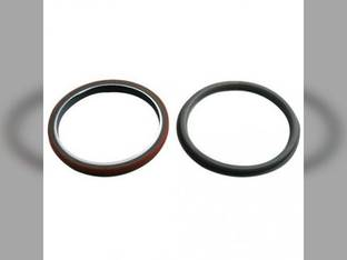 Rear Crankshaft Seal Case 2096 480 1840 1896 850 580 450 480E 585 1845 480F 1150 Case IH 7140 7230 7120 7110 5140 5230 5130 7250 5240 7130 7210 7150 5250 5120 7240 7220 5220 White 145 125 140 120 100