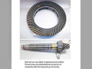 Used Ring Gear And Pinion Set John Deere 2510 3020 2520 AR34735
