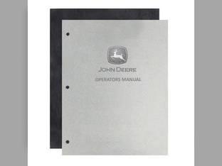 Operator's Manual - JD-O-OMR2055 John Deere 720 720 G G