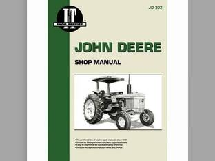 I&T Shop Manual Collection - JD-202 John Deere 2510 2510 4240 4240 2630 2630 4640 4640 2440 2440 2040 2040 4840 4840 4040 4040 2240 2240 2240 4440 4440 2640 2640 2520 2520