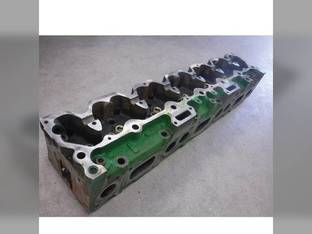 Used Cylinder Head John Deere 8300 9986 9510 8110 8100 8210 9970 9650 8200 9976 8400 9610 RE58516