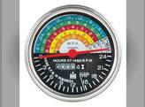 Tachometer Gauge, New, International, 364395R91