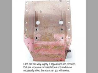 Used Fender Bracket - LH International 1456 1466 1206 1256 1066 1026 756 706 856 806 826 766 966 Hydro 100 I9 391992R91