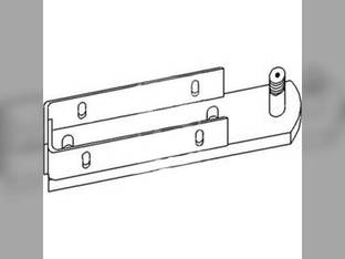 Gathering Chain Idler Bracket 71395120 Gleaner Hugger 71359120
