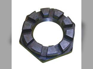 Slotted Splindle Nut - Final Drive John Deere 9600 9610 9500 9410 6650 6750 6910 7500 1550 1450 9650 9750 7700 9560 9510 9640 9660 9860 9550 9400 6710 7800 9450 7200 6810 6610 6850 6950 7400 7300