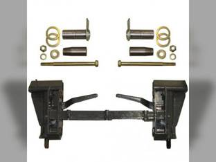 Quick Attach Coupler Plate New Holland L180 LT185B LX865 LT190B L170 LS190 L865 LS180 C190 LS185B L190 LS160 LS170 LS190B L185 LX565 L160 C185 LX885 LX985 LS180B LX665 L565 John Deere 7775 8875 6675