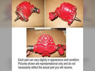 Used Reel Drive & Header Lift Hydraulic Pump Case IH 1680 1660 1640 International 1480 1272258C91 187746C91 187746C92 1272258C92 1949286C1