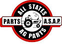 Used Cab Glass - RH Lower John Deere 8430 8630 R58350