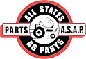 Used Radiator John Deere 9450 9510 9400 9550 9500 9600 AH169362