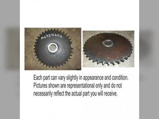 Used Axle Drive Sprocket New Holland L170 LS160 LS170 LX565 L160 L175 LX665 L565 9841242 John Deere 7775 6675 MG9841242