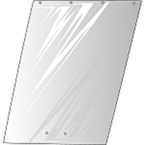 Rear Side Glass