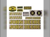 John Deere Decal Set