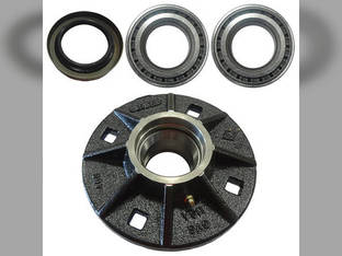Coulter, Hub, Assembly