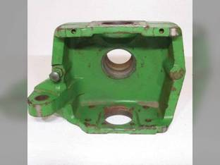 Used FWA Steering Knuckle Housing - RH John Deere 6110 6120 6200 6210 6215 6220 6300 6310 6320 6400 6405 6410L 6410S 6415 6425 6500 L114786