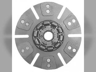 Remanufactured Clutch Disc White 160 6124 2-180 6144 4-210 4-180 4-225 170 185 195 Allis Chalmers 9455 9190 9170 9435 72161807 72163039 30-3154122