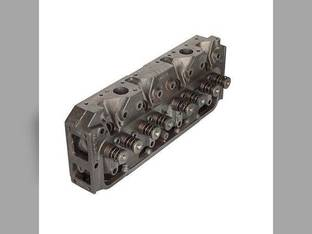 Remanufactured Cylinder Head with Valves Massey Ferguson 285 Super 90 1080 1085