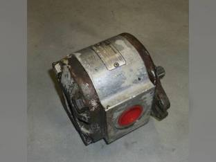 Used Hydraulic Gear Pump Bobcat 853 6665551 B5501-34022 MS168A