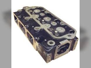 Cylinder Head - Bare John Deere 1050 950 AM877953 Yanmar YM3810 YM330 YM3110 YM3000 YM336 YM2620