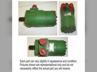 Used Reel Hydraulic Drive Motor John Deere 314 920 325 922 924 925 323 915 925D 930D 312 918 930 622 913 635F 620 630 316 625 319 936D AH141859