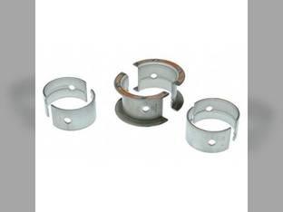 "Main Bearings - .010"" Oversize - Set International C152 H"