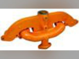 Manifold, 4 Cylinder, Gas, Intake/Exhaust