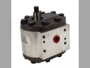 Hydraulic Pump - Dynamatic Ford TW20 TW25 TW5 8630 8530 8730 TW10 TW35 8830 TW30 83913536