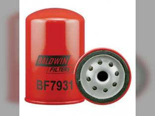 Filter - Fuel Spin On BF7931 Deutz D7807 D7807 D7807 D7807 D7807 D4507 D4507 D4507 D7007 D7007 D7007 D7007 D7007 D6507 D6507 D6507 D6507 D6507 Allis Chalmers Gleaner R50 R50 R52 R52 R42 R42 R40 R40