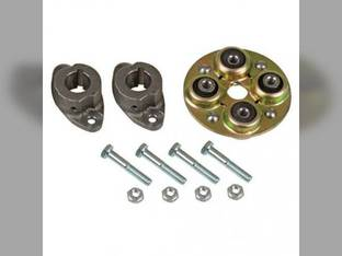 Front Mount Hydraulic Drive Coupler Kit Ford 651 621 881 961 700 650 841 4000 701 801 851 8N 861 800 900 671 971 NAA 620 681 2N 611 941 641 600 501 9N 901 2000 631 601 Massey Ferguson TO30 TO20 TO35