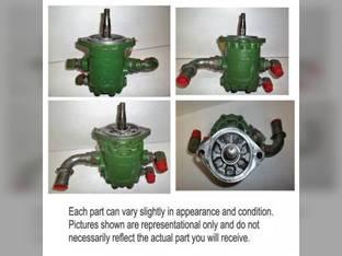 Used Hydraulic Pump John Deere 7700 6600 6600 SH AH89360