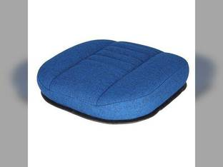 Seat Cushion Fabric Blue Ford 8530 TW25 7910 555A TW20 8000 555B 9700 6700 655 5700 TW35 7710 8210 7700 550 9000 555 TW5 6710 8700 8630 7810 8730 655A 8830 455 TW30 TW15 82845172