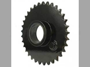 Sprocket Pickup Drive New Holland 580 BC5050 570 575 568 565 9621919 Case IH SB531 SBX520 SB541 SBX530