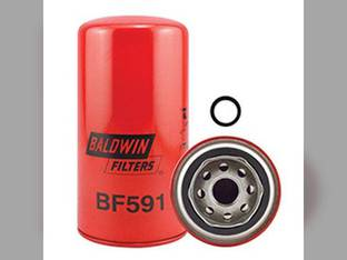 Filter - Fuel Secondary Spin On BF591 Case 2290 2394 2294 50 50 2390 2090 1570 2594 1080 1080 1080 4490 W36 2470 4890 2670 1285 W30 3294 4690 2590 W24C 2870 W18B A77220 Case IH 4894 4694 4494 4994