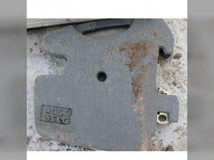 Used Suit Case Weight Massey Ferguson 8680 3784628M93